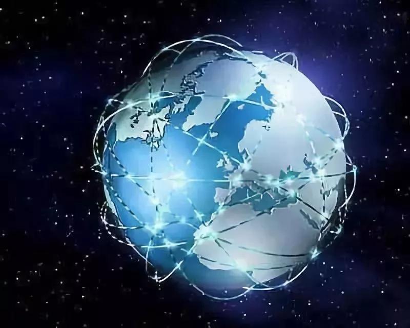 通信工程电信网络地球